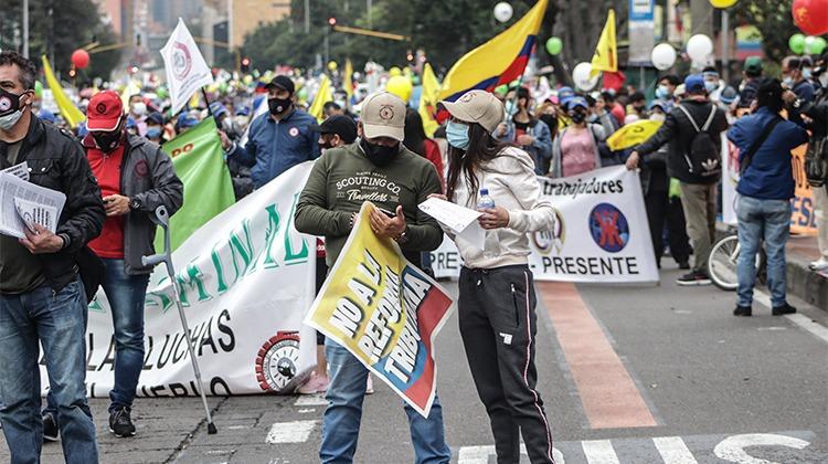 Los trabajadores colombianos podemos hacer más en este paro