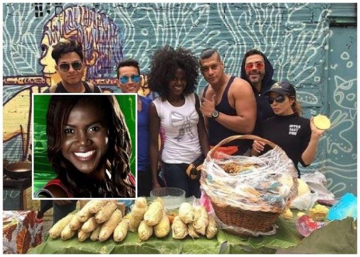 La ganadora de Protagonistas que ahora vende cocadas en Barranquilla
