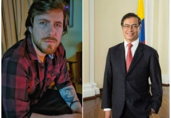 El homónimo de Gustavo Petro que los colombianos confunden en redes sociales