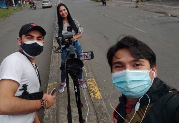 Le roban todo a periodistas de Telemundo en Cali