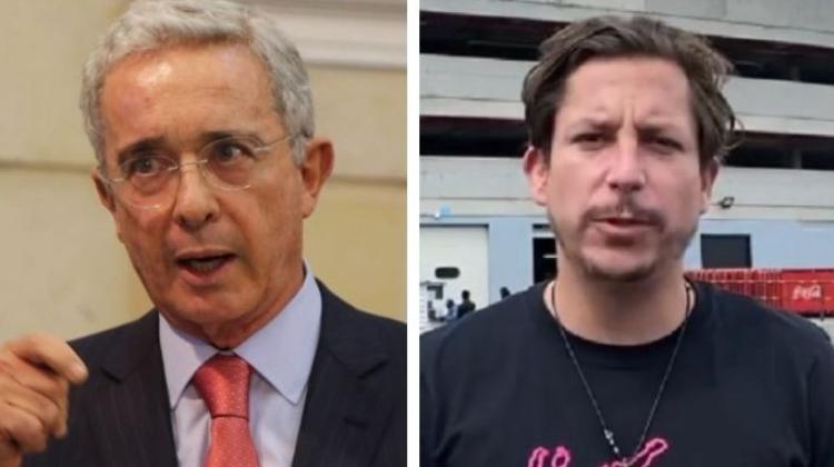 ¿Por qué Uribe no puede ver ni en pintura a Alejandro Riaño?