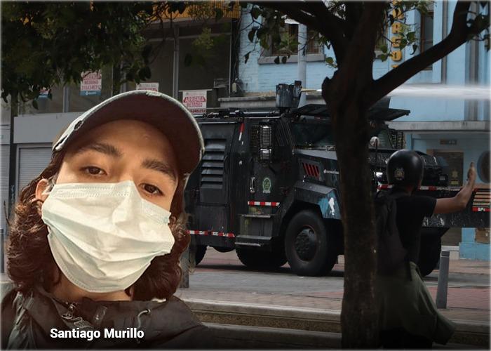 ¿Quién mató al joven Santiago Murillo en Ibagué?