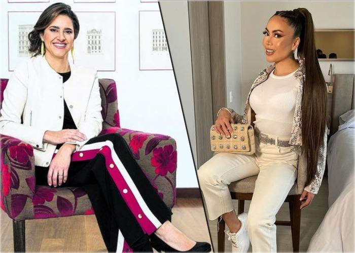 La foto por la que dicen que Epa Colombia viste mejor que la Primera Dama