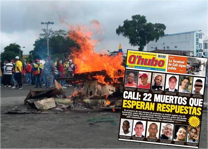 Una vez más: la portada de Q'hubo que aplauden los colombianos
