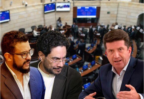 Congreso busca cobrarle a Diego Molano los muertos en las protestas
