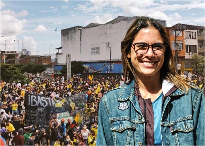 Por guerrera, por parada, por valiente, por esto amamos a Carolina Ramírez