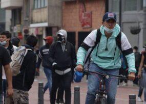 17.222 casos nuevos y 417 fallecimientos más por Covid en Colombia