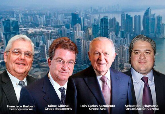 Cuatro emporios familiares se la juegan duro en Panamá