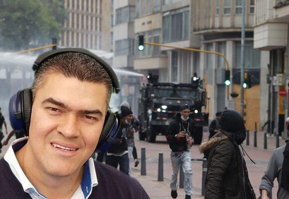 Eduardo Luis y la fidelidad de los periodistas de Win Sports con el gobierno Duque