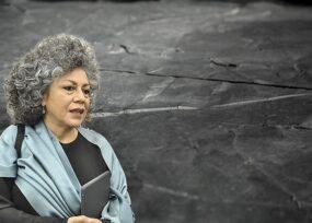 Indignación de Doris Salcedo por irrespeto de Duque a su obra