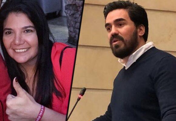 Gabriel Santos peina a la nueva jefe de comunicaciones de Petro, Maria Antonia Pardo