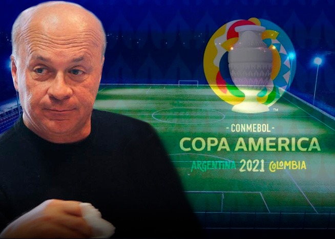 La tristeza de Carlos Antonio Vélez porque Colombia se quedó sin Copa  América - Las2orillas