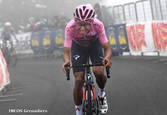 Egan, después del desastre del Tour, pensó en retirarse del ciclismo