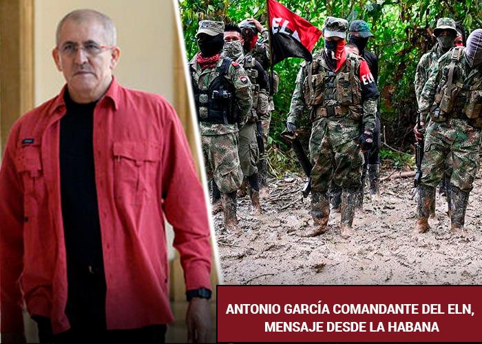 ¡No se corran!, aquí estamos en La Habana esperando: Antonio García