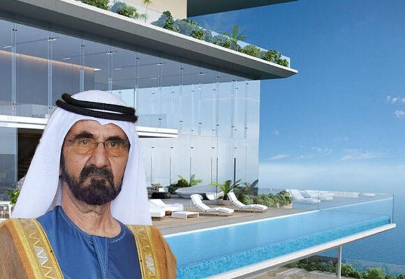 El nuevo negocio en Dubái: mansiones de lujo para evitar la cuarentena