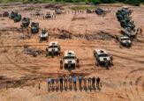 El armamento terrestre que tiene Colombia para defenderse de Venezuela