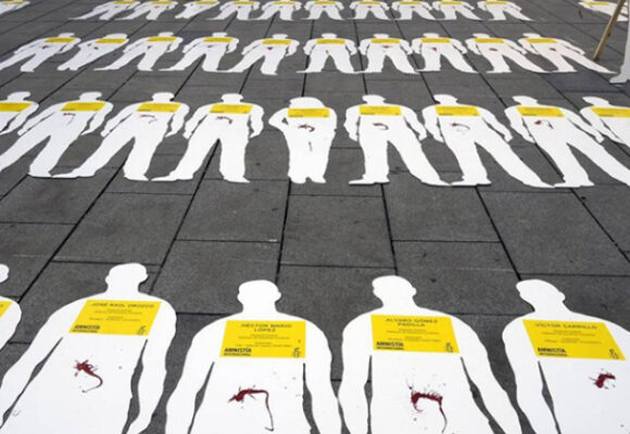 Estadísticas revelan: es más fácil ser asesinado en Colombia que ganarse el Baloto