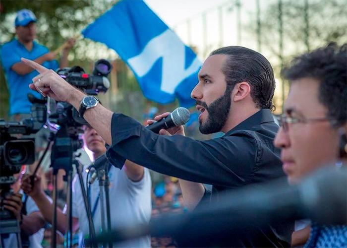 Bukele no le hace caso a EE.UU y dice que cambios en El Salvador son 'irreversibles'