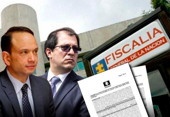 El cómodo contrato que le dio el Fiscal a su amigo el exmagistrado Carlos Bernal Pulido