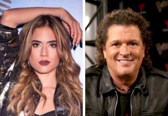La Reina del Flow, Carolina Ramirez insulta a Carlos Vives