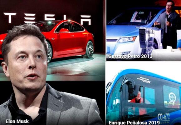 Todos contra Elon Musk y Telsa: la guerra por los carros eléctricos