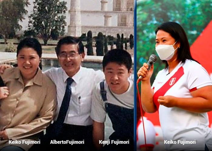 El clan de los Fujimori que podría poner de nuevo presidente