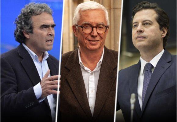 Coalición de la Esperanza no irán a Palacio por las actuaciones de la Fuerza Pública en las ciudades