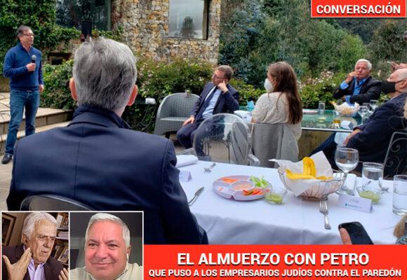 """""""Políticos buscan a empresarios por plata y los empresarios a políticos para favores ¿ocurrió esto con Petro?"""""""