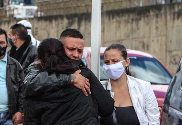 19.160 casos nuevos y 499 fallecimientos más por Covid en Colombia