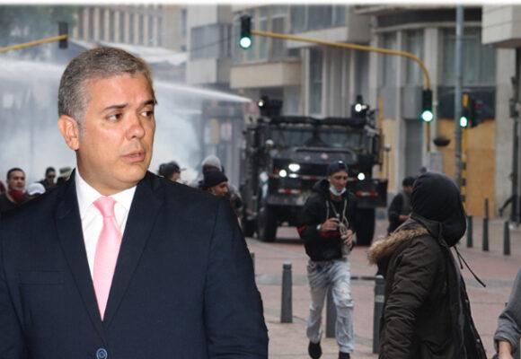 Duque renuncie: la CPI lo espera