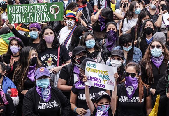Las Viejas Verdes, unas de las feministas que más mujeres mueven