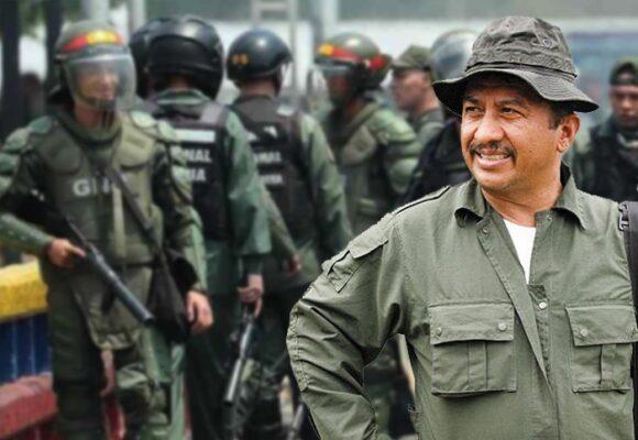 Las disidencias de las Farc prueban su fuerza frente al ejército de Maduro