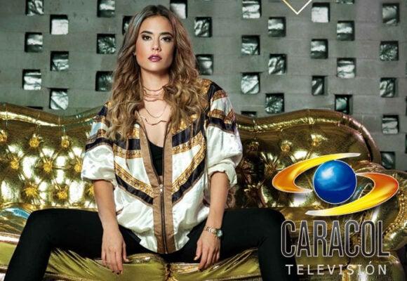Carolina Ramírez, la Reina del Flow, una antiuribista que triunfa en Caracol Televisión