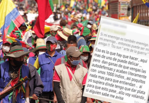 Doctora quiere pagarle a las autodefensas para matar mil indígenas