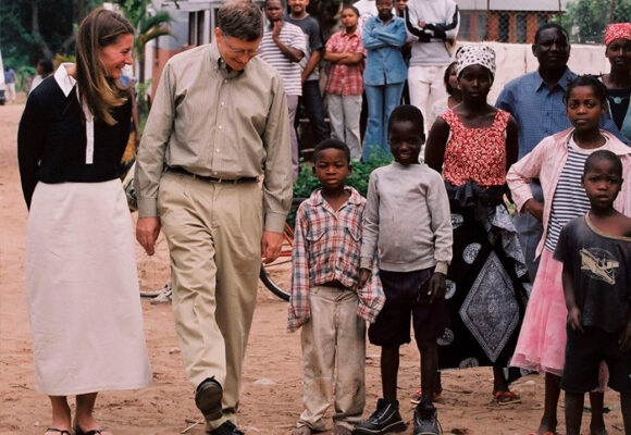La fundación Bill y Melinda Gates, el último vínculo de la billonaria pareja