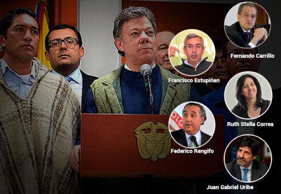"""""""El tal Paro agrario no existe"""", la otra movilización que tumbó 5 ministros"""