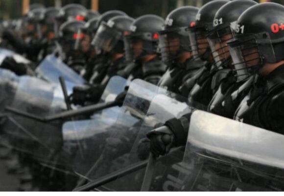 Una Policía de vanguardia
