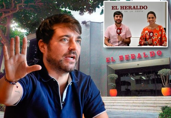 Jaime Pumarejo, un alcalde conperiódico propio: El Heraldo
