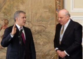 Dura carta al Embajador en Inglaterra Antonio José Ardila desde la Cámara de los Lores