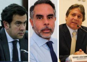 3 senadores claves empiezan a sacarle el cuerpo a la reforma de salud