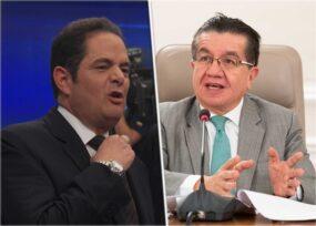 El torpedo de Vargas Lleras al ministro de Salud