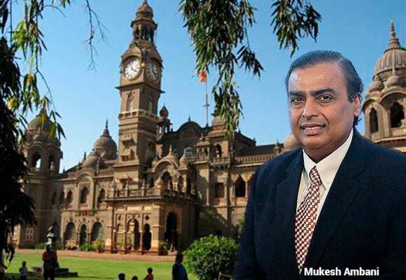 La universidad de Mumbai donde estudian los ricos de la India