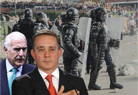 El Esmad, la fuerza odiada que Uribe se encargó de volver permanente