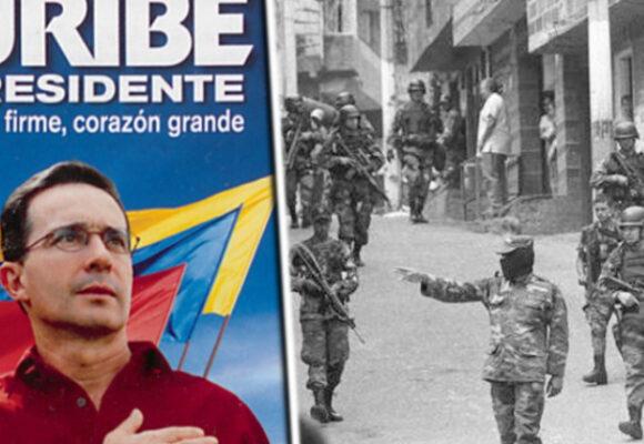Cuando era un crimen hablar mal de Uribe en Medellín
