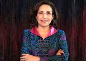 Viviane Morales arma maletas de regreso a Colombia
