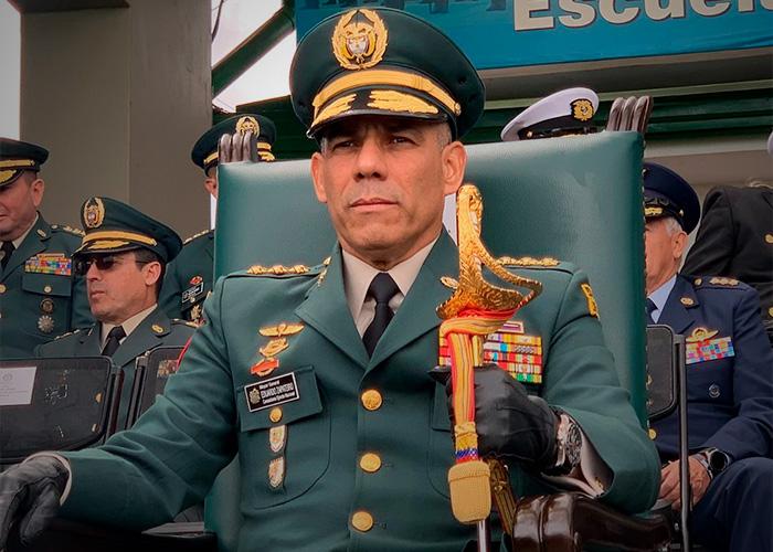 General Eduardo Zapateiro, un tropero empoderado