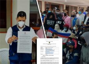 La Unión de Resistencias Cali gana pelea jurídica: se salva Decreto del Alcalde Ospina