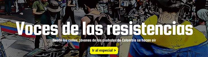 Voces de las Resistencias - Clic para ir al especial