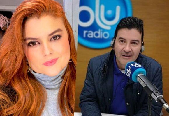 La burla de periodista de Canal Uno a Néstor Morales y Blu Radio