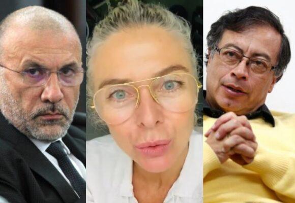 La encrucijada que le puso Margarita Rosa de Francisco a Petro y Roy